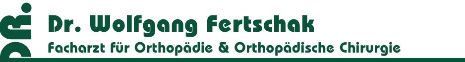 Orthopäde Dr. Fertschak